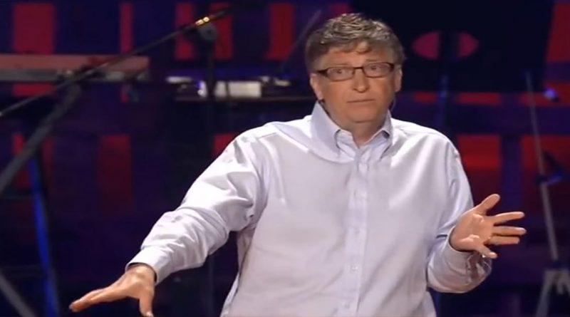 Twarde dowody Gates`a na samego siebie. Szczepienie i depopulacja?