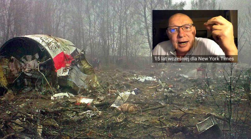 Krzysztof Jackowski przepowiada Smoleńsk 15 lat wstecz!