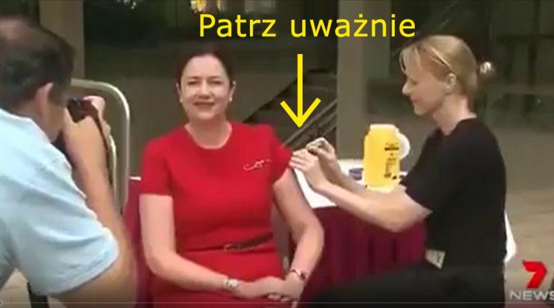 Jak szczepią się rządzący?