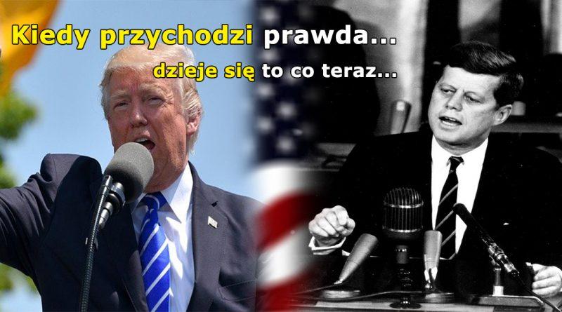 Donald Trump & John F. Kennedy mówią jak jest!