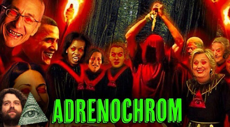 Adrenochrom – Tajna Substancja Okultystycznych Elit