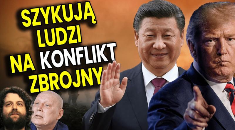 USA i Chiny Szykują Ludzi na Konflikt Zbrojny? – Jackowski i ATOR – Fakty vs. Przepowiednia