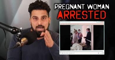 kobieta w ciąży aresztowana za post