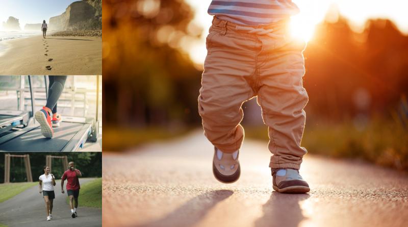 Chodzisz, biegasz, zarabiasz, pomagasz…