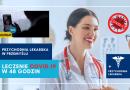 Leczenie COVID-19 w 48 godzin cała Polska – TVN