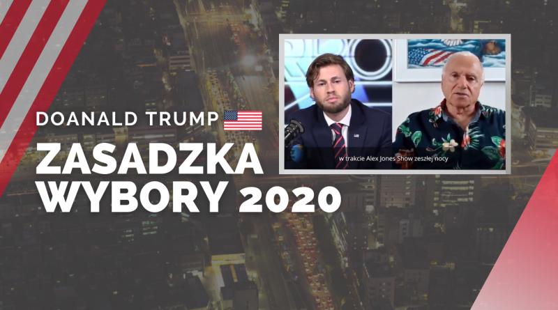Tajna operacja Donalda Trumpa w wyborach 2020