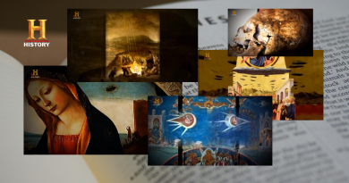 Obcy i Watykan – THE HISTORY channel [lektor PL]