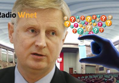 Doradca Prezydenta Dr Milewski – to nie jest szczepionka to…