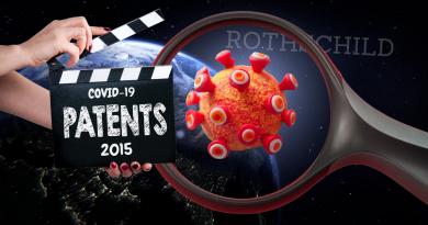 ROTHSCHILD patent z 2015 dla COVID-19