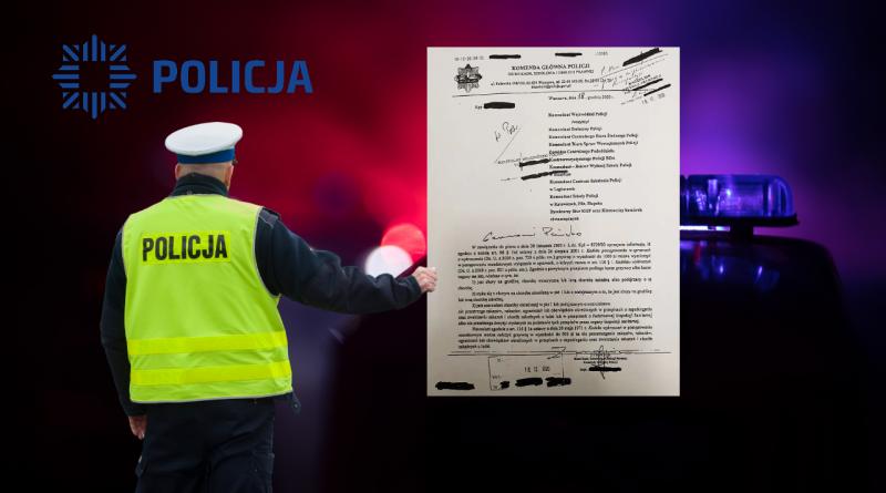 List Od Policjanta! Policja Wie, że Mandaty Za Obostrzenia Są Nielegalne?
