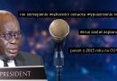 Prezydent Ghany uświadamia naród o planie! Wypuszczą kolejnego wirusa, jeśli się nie zaszczepisz!