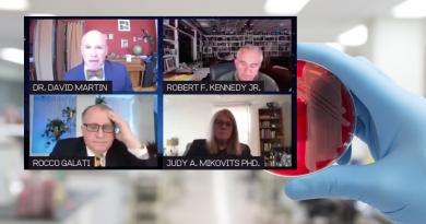 Judy Mikovits, Robert F. Kennedy JR – To fabryka PATOGENÓW a nie szczepionka!