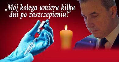DZIENNIKARZ ŚLEDCZY: Mój kolega umiera kilka dni po zaszczepieniu! Wysyp skutków ubocznych!?