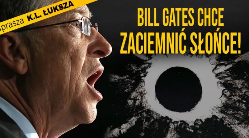 Wyśmiewana teoria spiskowa? Gates i CHEMTRIALS!