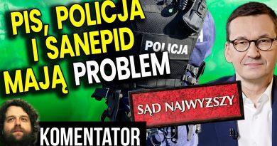 Policja i Sanepid Ma Problem! Sąd Najwyższy Uznał Obostrzenia Za Nielegalne!