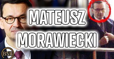Dlatego Morawiecki UKRYWA swoją przeszłość!
