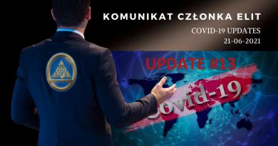 KOMUNIKAT CZŁONKA ELIT: COVID-19 Updates