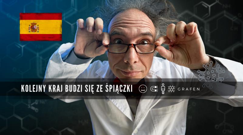Hiszpańscy naukowcy twierdzą: 98% do 99% szczepionki to tlenek grafenu