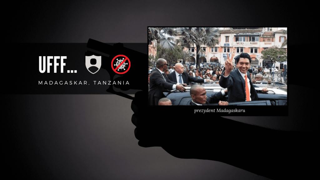 Kolejny zamach na prezydenta Madagaskar! Co je łączy?